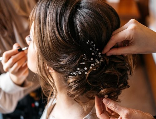 How To Choose Your Wedding Hair Stylist
